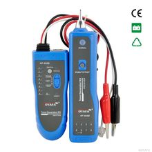 Top Guality NF-806B Mutifuncation cable detectors support Trace telephone wire lan cable finder(China)