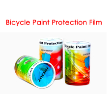 Zoedo MTB Road Bike Frame Stickers bicycle Sticker cycling paint protection film protect universal Smooth surface protection(China)