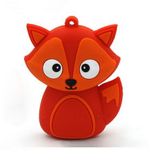 fox/bee/bird USB 2.0 USB Flash Drive thumb pendrive u disk usb creativo memory stick 4GB 8GB 16GB 32GB 64GB S740 S879 S880(China)