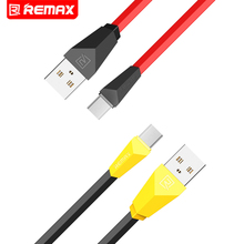 Remax Alien Micro USB Mobile Phone Cable Data Cable Charge Cable Fast Charge Cable 2.1A For Android Phone XiaoMi HuaWei Samsung(China)