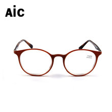 2017 New Fashion Reading Glasses, Men And Women Front Frame with Acetate Temples Reading Glasses 1.0 1.5 2.0 2.5, Reading Glass(China)