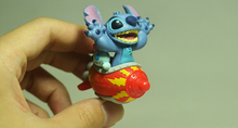 Original Stitch Scrump In the Rocket Special Figure Toy Birthday Gift DIY Home Decoration