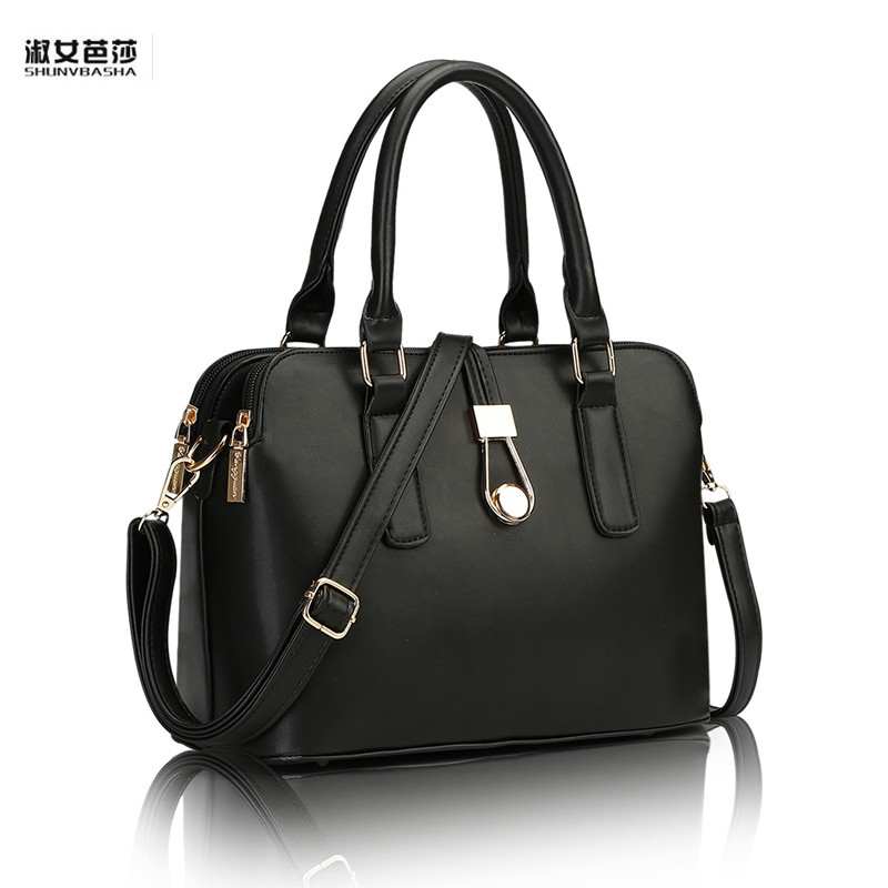 fashion business women Messenger Bags high quality office bag double zipper crossboday bag PU leather shoulder bags<br><br>Aliexpress