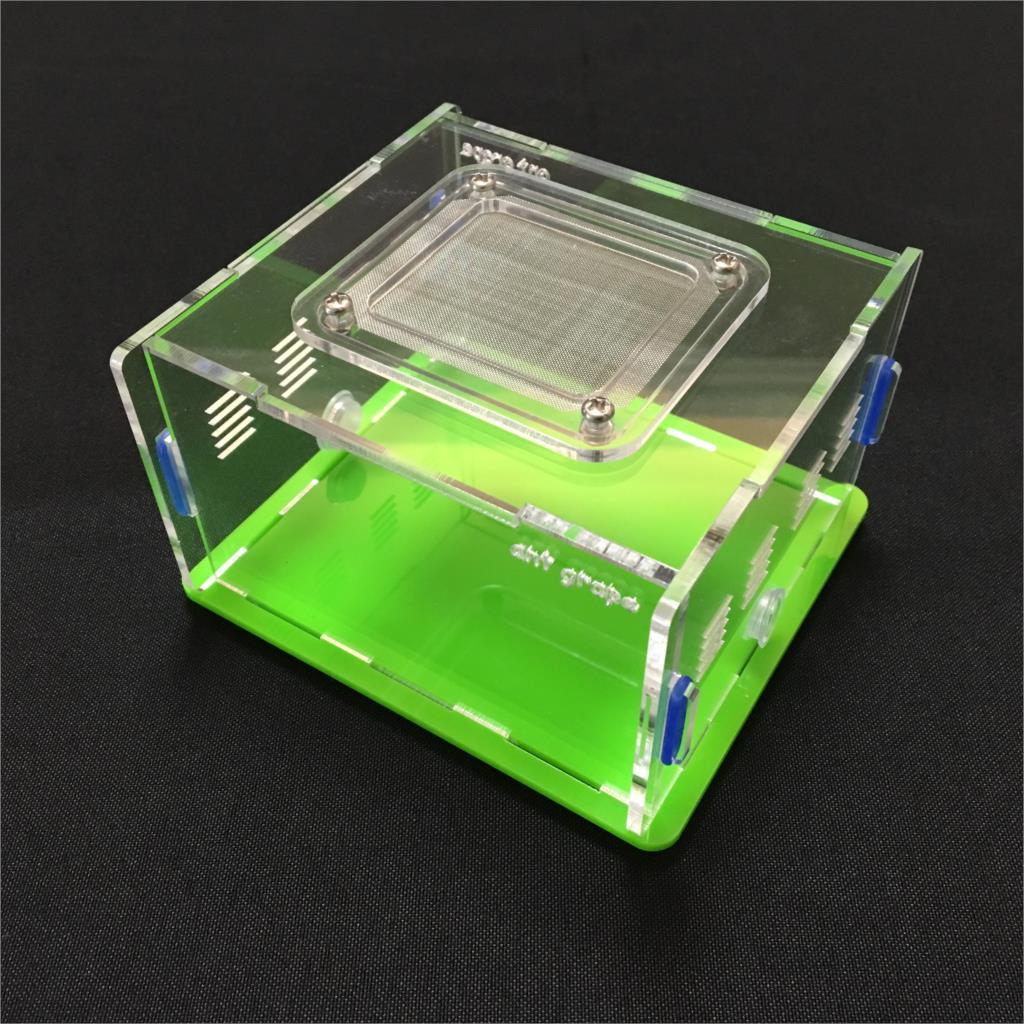 ant grape series M size ant nest active area  ,ant farm acryl, insect nests villa new pet advanced mania for house ants