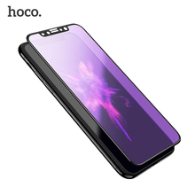 HOCO for Apple iPhone X 3D Tempered Glass Film Screen Protector Protective Full Cover for Touch Screen Protection for iPhone 10(Hong Kong)
