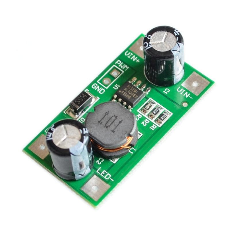 1pcs 3W 2W LED driver 700mA PWM dimming input 5-35V DC-DC constant current module