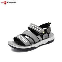 Buy Beedpan Brand 2018 Summer Beach Sandals Kids Casual Children Shoes Boys Sandals Non-slip Flat Toddler Boy Sandals Leather for $20.55 in AliExpress store
