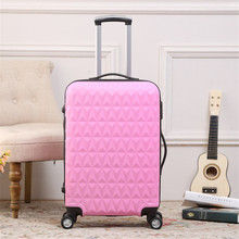 BSDT 24 INCH  202428# r ice cream top travel box 20 24 28 ABS luggage #EC FREE SHIPPING