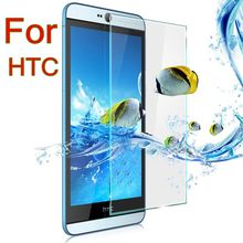 Popular 9H Tempered Glass for HTC Desire 510 516 526 610 616 816 820 826 E8 E9 EYE M7 Protective Phone Glass Explosion-proof