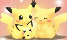Mother's Day Gift Pokemon Anime Pikachu 95 x 55 CM Mini Single-layer Baby Blanket #37384(China)