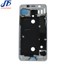 50pcs/lot J5 2016 Version Front Frame Middle Plate front Frame Bezel Housing Cover For Samsung Galaxy J5 J510 J7 J710 by free(China)