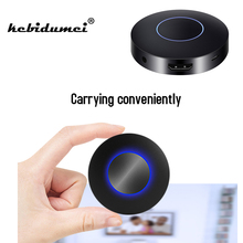 kebidumei New Q1 Mirroring Dongle HD+AV Output Wifi Display Receiver HDMI Android TV Stick interface Chromecast RK3036 Dual Core(China)