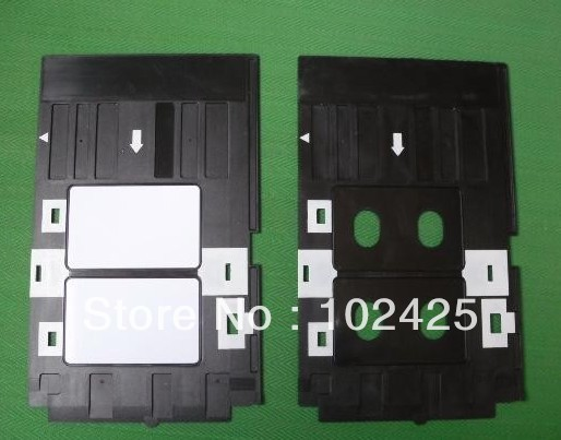 PVC card tray for EpsonT50 R330 R390 R280 T60 P50 A50 R260 RX580 RX590 printer<br><br>Aliexpress
