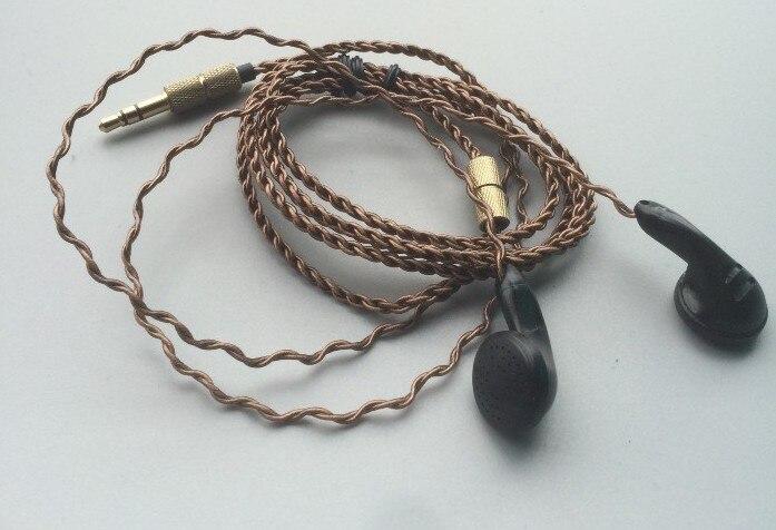 DIY PK1 earphone 150ohms<br><br>Aliexpress
