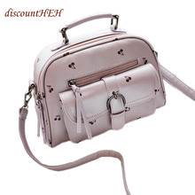 2017 Cute Small Casual Female CrossBody Bag Retro Tote New Arrival Knitting Women Handbag Fashion Weave Shoulder Bag(China)