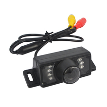 Waterproof Car Rearview Rear View Camera IP68 Vehicle Parking Reverse System With 7 IR Led Night Vision For Reversing Backup(China)