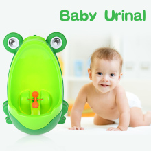 Buy Boys Standing Urinal Infant Toddler Wall-Mounted Urinals Baby Boy Potty Toilet Training Frog Children Stand Vertical Urinal Gift for $6.39 in AliExpress store