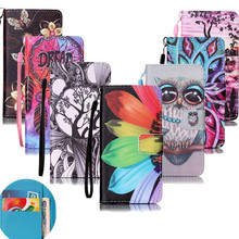 For Apple Ipod Touch 5 6 Case Wallet Flip Leather Phone Case For Coque iphone 4 4S/5 5S/5C/66S/6 plus/SE /7 7S Case Cover Stand(China)