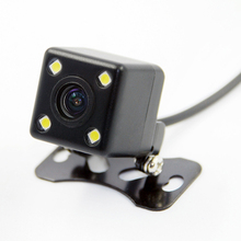 Auto Parking Assistance HD Night Vision Car Rear View Camera With 4 LED Lights Car Rear Camera Backup Reverse Front Car Camera