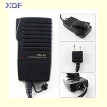 HM-46 Handheld Speaker Mic for ICOM IC-V8 V82 V85 IC-T2H T8A 2AT E90 W32A Radio(China)