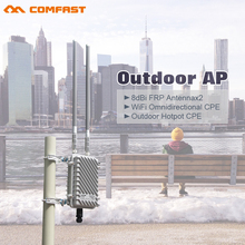 COMFAST CF-WA700  HIGH power omni directional wireless AP outdoor WiFi coverage base station wireless router for school park USE