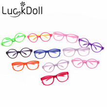 11 New arrivals Fashion sunglasses fit 18 inch American girl doll\doll accessories(only sell glasses)\