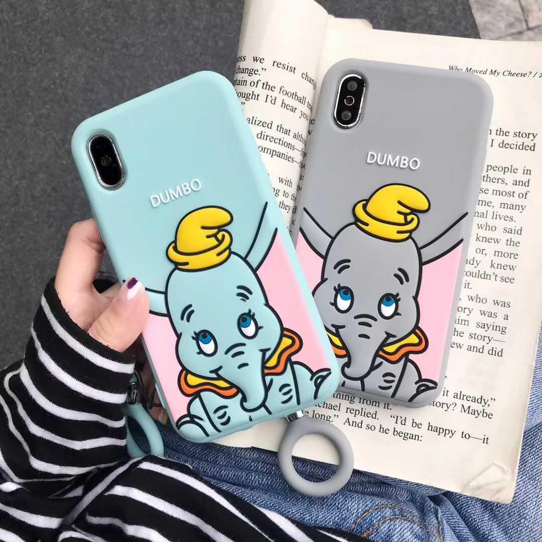 coque iphone 7 disney dumbo