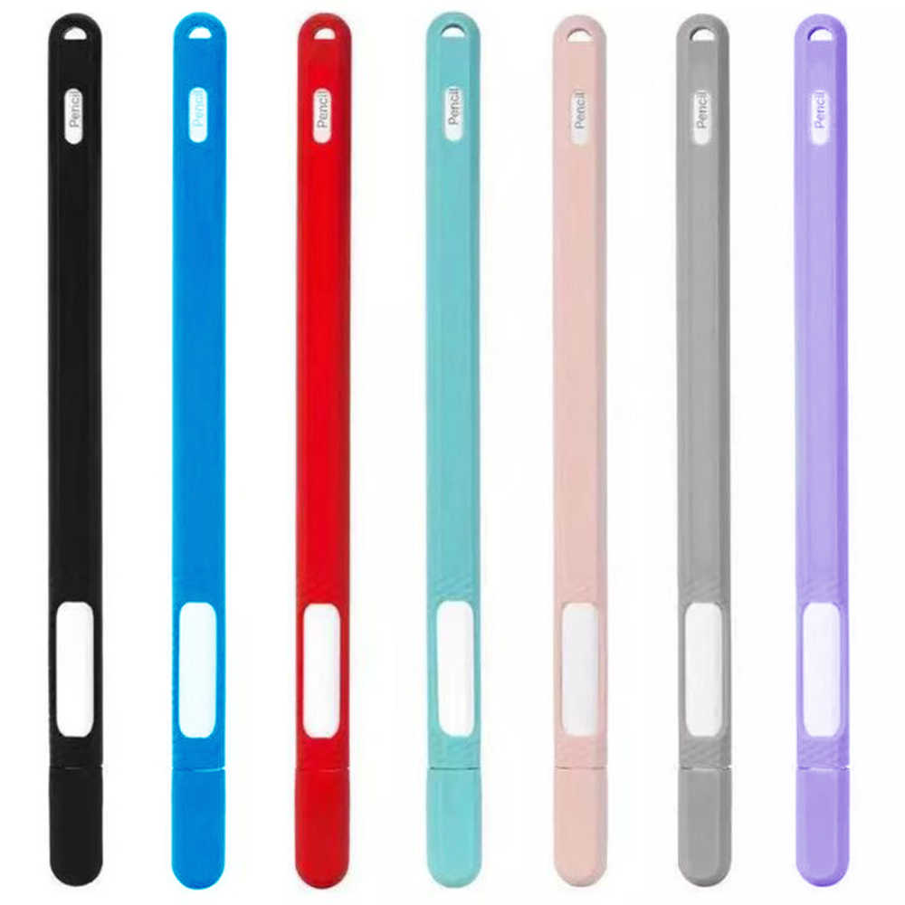 TTIO Protective Case Silicone for Apple Pencil 2nd Holder Sleeve Cover