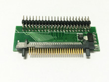"1.8"" 50Pin to 50 2.5"" 44Pin IDE Adapter For Toshiba HDD(China)"