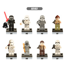 Lepin Pogo Bela Space Star Wars Force Awakens Rey Unkar First Order Phantasm Kylo Building Blocks Bricks Compatible Legoe Toys - Shop3110054 Store store