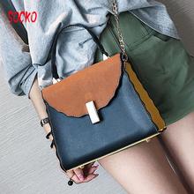Princess sweet lolita bag original new kelly bag sweet lady printing messenger shoulder bag h50(China)