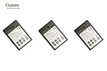 3x 1500mah BA-S440 BB96100 BA-S420 Replacement Battery + LCD Charger For HTC Evo 4G Legend G6 Wildfire G8 A3333 A6363 A7272(China)