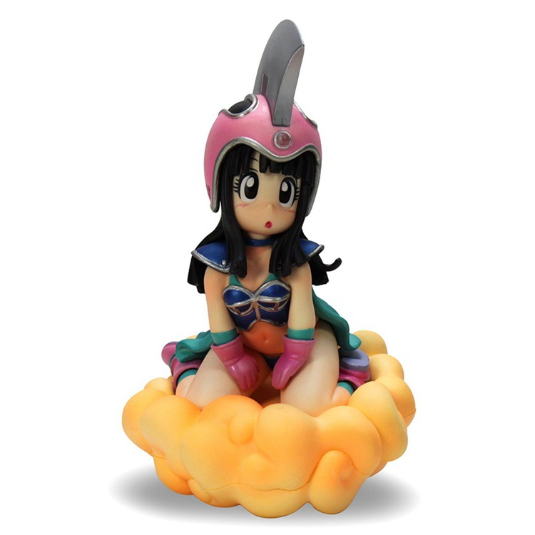 1pcs/set Goku ChiChi Dragon Ball Z Action Figures Super Saiyan Son Kaiouken PVC 13cm Anime Juguetes  Dragonball Esferas<br><br>Aliexpress
