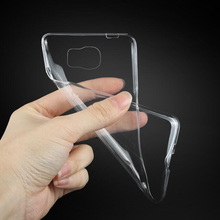 TPU Case for Samsung Galaxy Grand Prime A3 A5 A7 2016 J5 S6 S7 Edge S2 S3 S4 S5 mini Note 2 3 4 Transparent Clear Case Cover