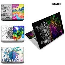 "Laptop skin notebook stickers 15"" 15.6"" 13"" 13.3"" 14"" Brain image computer sticker macbook/ hp/ acer/ xiaomi  Computer Tech Co Ltd)"