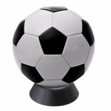 1pc Top Quality Black Color Plastic Ball Stand Display Holder Basketball Football Soccer Rugby Ball Support Base Wholesale