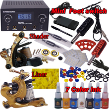 tattoo guns starter kit permanent makeup machine kit tattoo professional tattoo equipment china