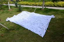 VILEAD 1.5M*2M White Digital Camo Netting Military Army Camouflage Net Sun Shelter Shade Sail for Toldo Garden Tent Gazebo(China)