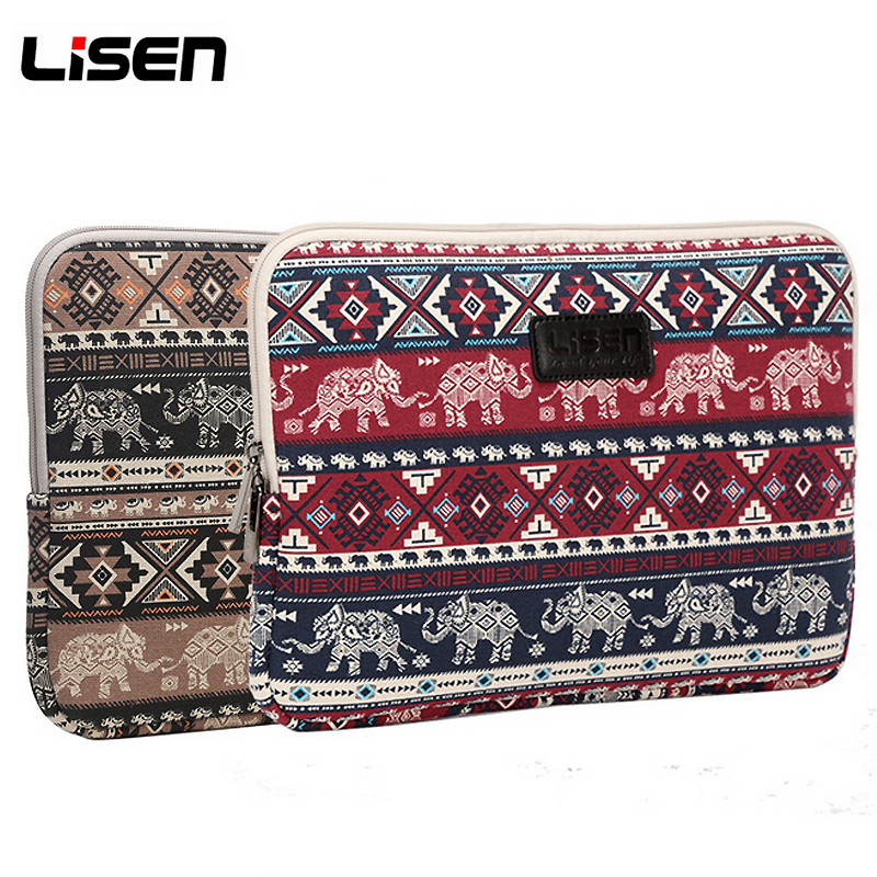 LISEN New Laptop Bag case Laptop Sleeve for Macboo...