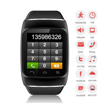 2016 low price new Android best selling bluetooth cheap kids pedometer bluetooth watch phone smart watch with pedometer