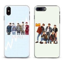 Buy SHINee KPOP Boy group Coque Phone Case Apple iPhone X 8Plus 8 7Plus 7 6sPlus 6s 6Plus 6 5 5S SE Cover Shell for $2.59 in AliExpress store