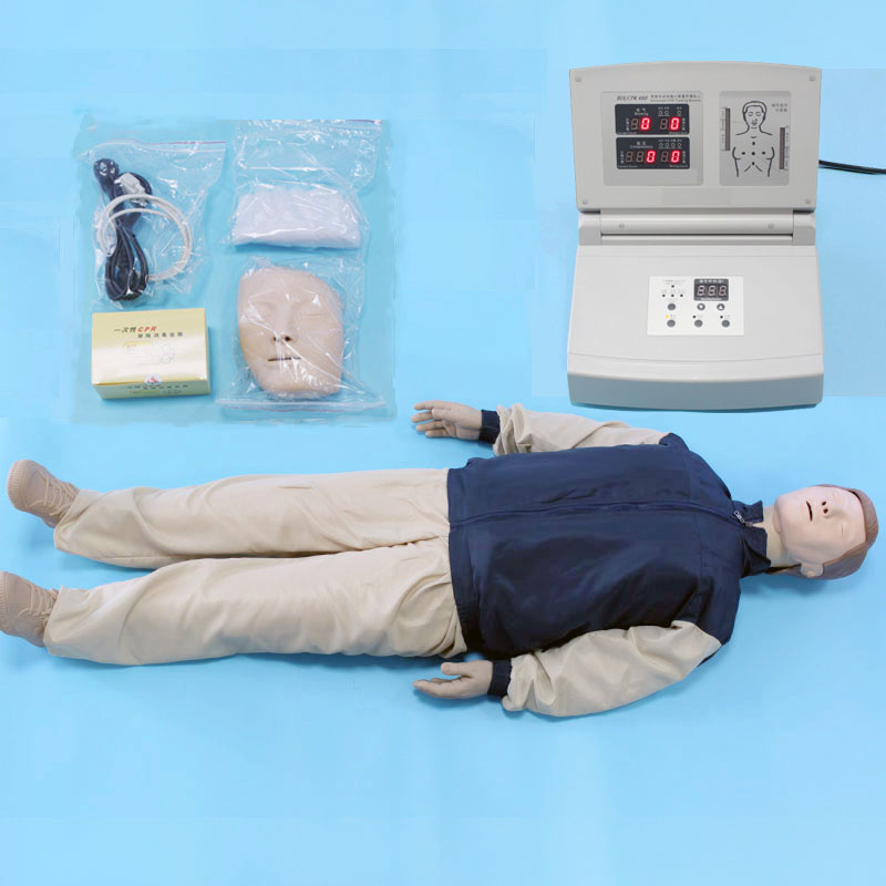 Full Body CPR Manikin (2)