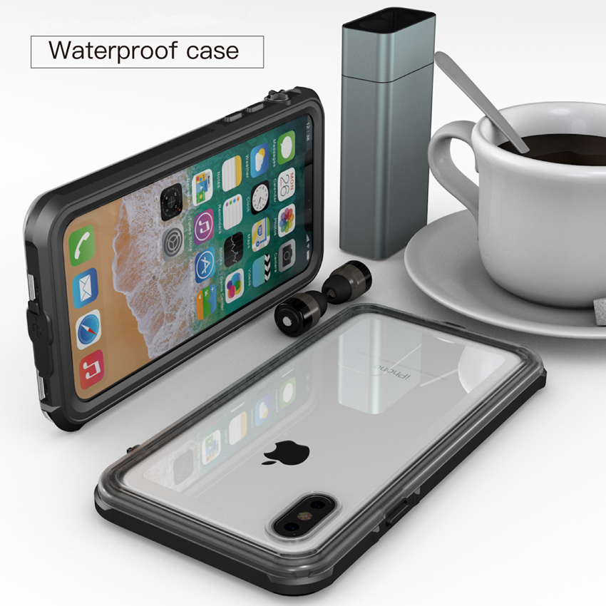 for iphone X waterproof case (25)