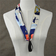 Fashion Pretty Printing Scarf Spring Autumn All-match short Scarves Women Shawls and Scarves