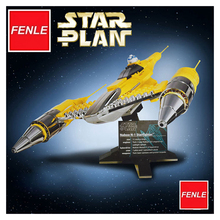LEPIN 05060 187Pcs compatible with Star Series 10026 Grand Theft Auto Nabu Star Fight Model Building ideas Blocks(China)