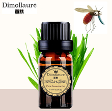 Dimollaure Lemon citronella Pure essential oil Expel mosquitoes help sleep lemon grass aromatherapy Plant Essential Oil(China)