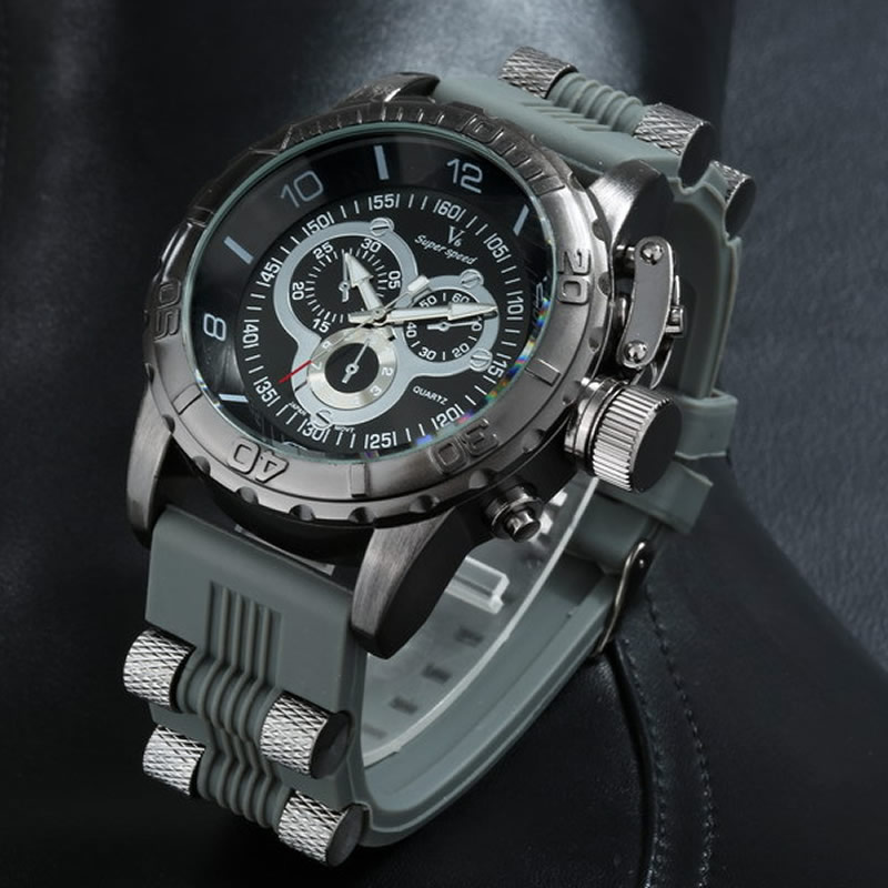2017 Wristwatch Mens Watches Top Brand Luxury Fashion Sports Military Quartz Wrist Watches For Men Clock relogios masculino<br><br>Aliexpress