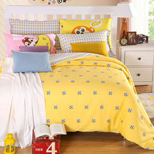 Football bedding print bedding set twin full queen king size bedcover 100% Cotton fabric fast shipping