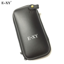 E-XY Zipper Case Bags Dual Ego Electronic Cigarette Bag For DIY TOOL Box Mod RDA RBA Vaporizer Coil jig Vape Accessory