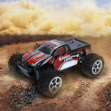 2017 New RC Cars LBtoys LB85 1:18 Full Scale 4WD RC Radio Cars 2.4GHz High Speed Remote Control Car RTR Toys For Children Adults(China)